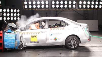 como avaliar as notas de carros no crash test