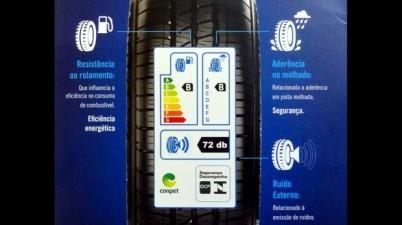 etiqueta eficiência em pneus
