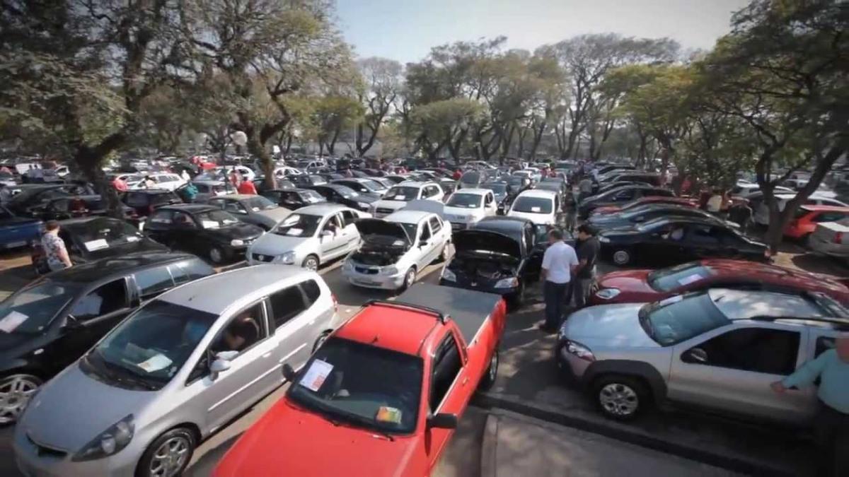 o mercado de carros usados vende o dobro do de zero km