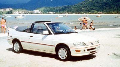 carros que marcaram época ford escort xr3