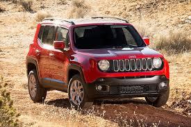 Jeep Renegade, lançado em abril de 2015.