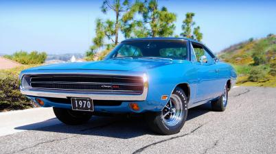dodge charger anos 70