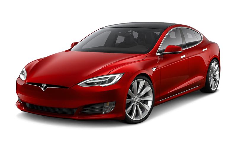 tesla model s carro elétrico luxo