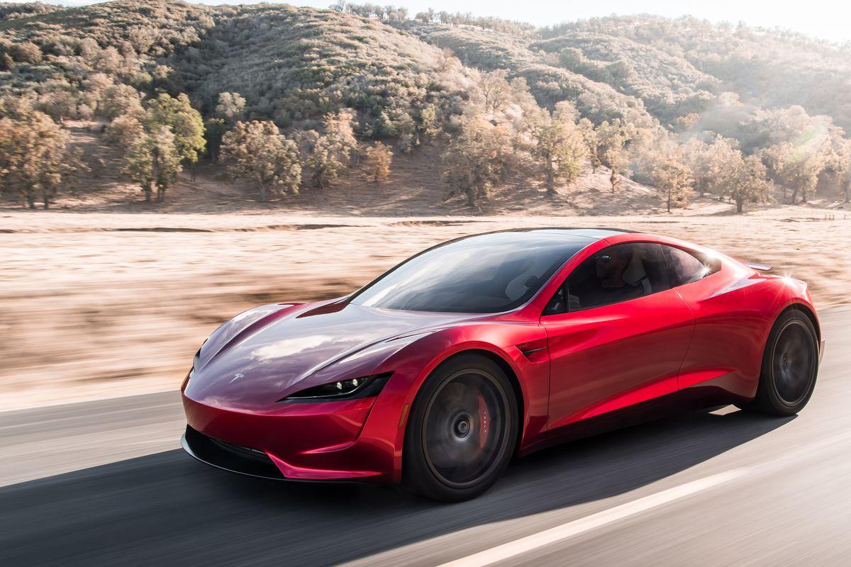 tesla roadster sonho de consumo do futuro