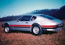 Foram introduzidas as cores metálicas, mas sua dificuldade de reparação as tornaram impopulares, apesar de conferirem aspecto futurista, como neste Volkswagen SP2.