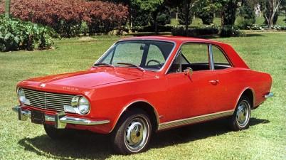 propagandas memoráveis ford corcel 1970