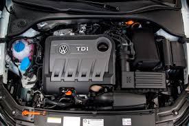 motor a diesel TDI