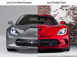 Corvette x Viper: qual o melhor superesportivo americano?