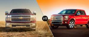Ford F Series x Chevrolet Silverado: as picapes mais vendidas do mundo.