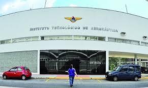 Campus o Instituto de Tecnologia Aeronáutica (ITA), em São José dos Campos
