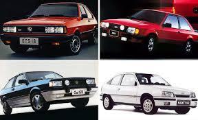 carros 80