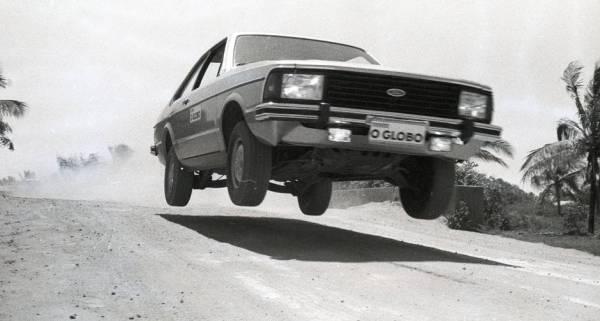 como era andar de carro nos anos 80-90 segurança