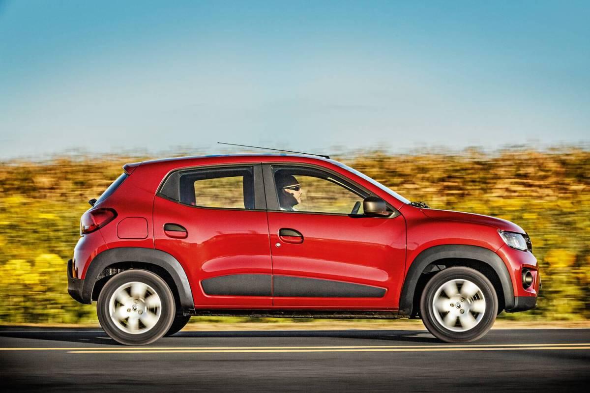 Renault não vende carros da Renault no Brasil
