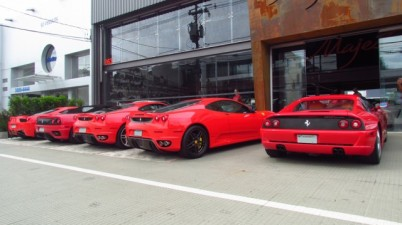 carros de luxo em são paulo sp avenida europa