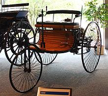 primeiro carro vendido invenção do carro