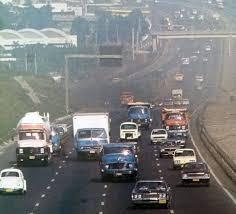 rodovias nos anos 80