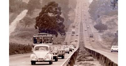 como era andar de carro nos anos 80-90 condição das ruas e estradas