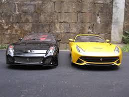 ferrari 599 e F12