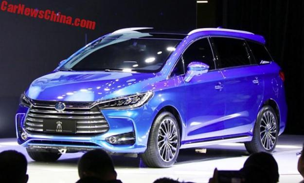 byd song mpv futuro carros chineses