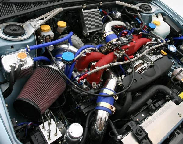 preparação completa de motor