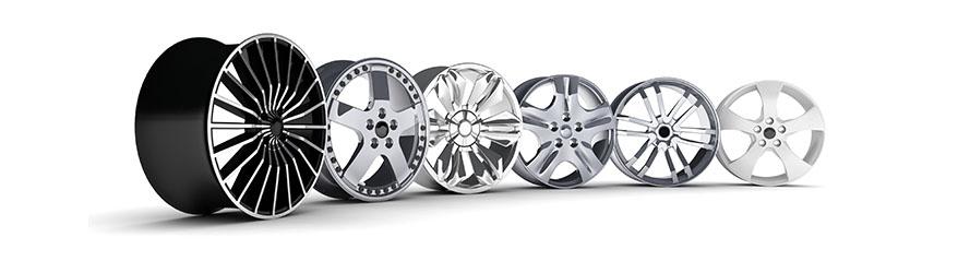 por que pneus maiores duram mais? rodas maiores
