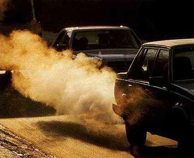 você sabe a quantidade de poluentes que seu carro emite?
