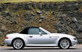 carros que farão você parecer rico R$ 50 a R$ 100 mil BMW Z3