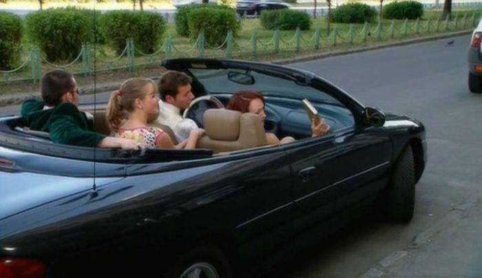 chrysler stratus cabriolet carros de luxo acessíveis até R$ 50 mil