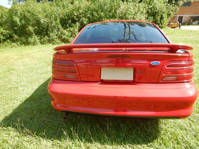 1995 ford mustang carros de luxo acessíveis até R$ 50 mil