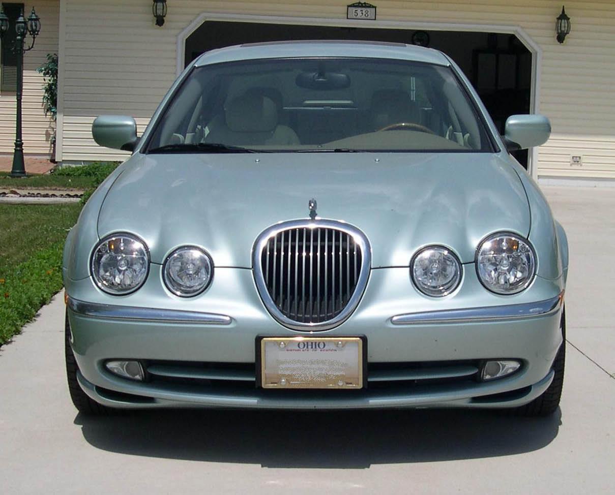 2001 jaguar s-type carros de luxo acessíveis até R$ 50 mil