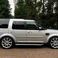 land rover discovery 3 carros de luxo acessíveis até R$ 50 mil