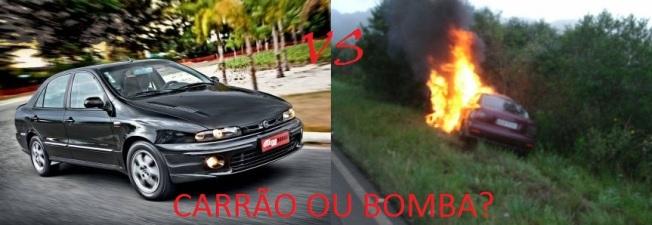 MAREA CARRÃO OU BOMBA?