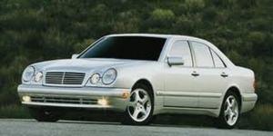 carros que fazem você parecer rico R$ 50 a R$ 100 mil Mercedes E430 1998