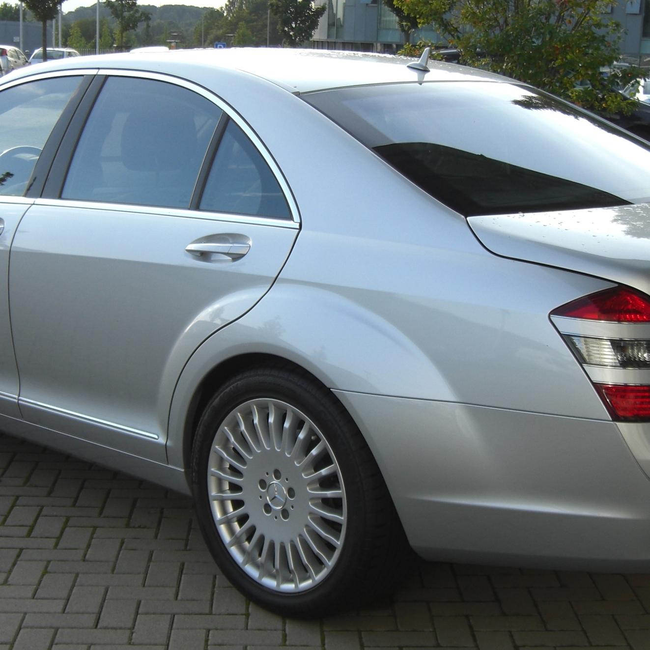 carros para parecer rico R$ 100 mil a R$ 150 mil Mercedes S500