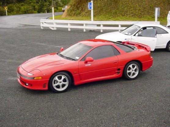 carros que farão você parecer rico R$ 50 a R$ 100 mil Mitsubishi 3000GT