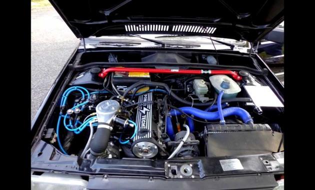 por que o motor AP aguenta turbinagem pesada