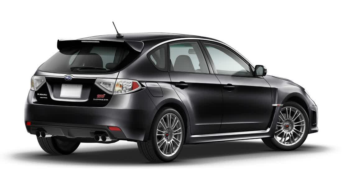 2008 subaru impreza wrx carros de luxo acessíveis até R$ 50 mil