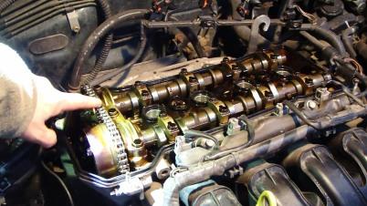 o motor perde potência com o tempo de uso e quilometragem?