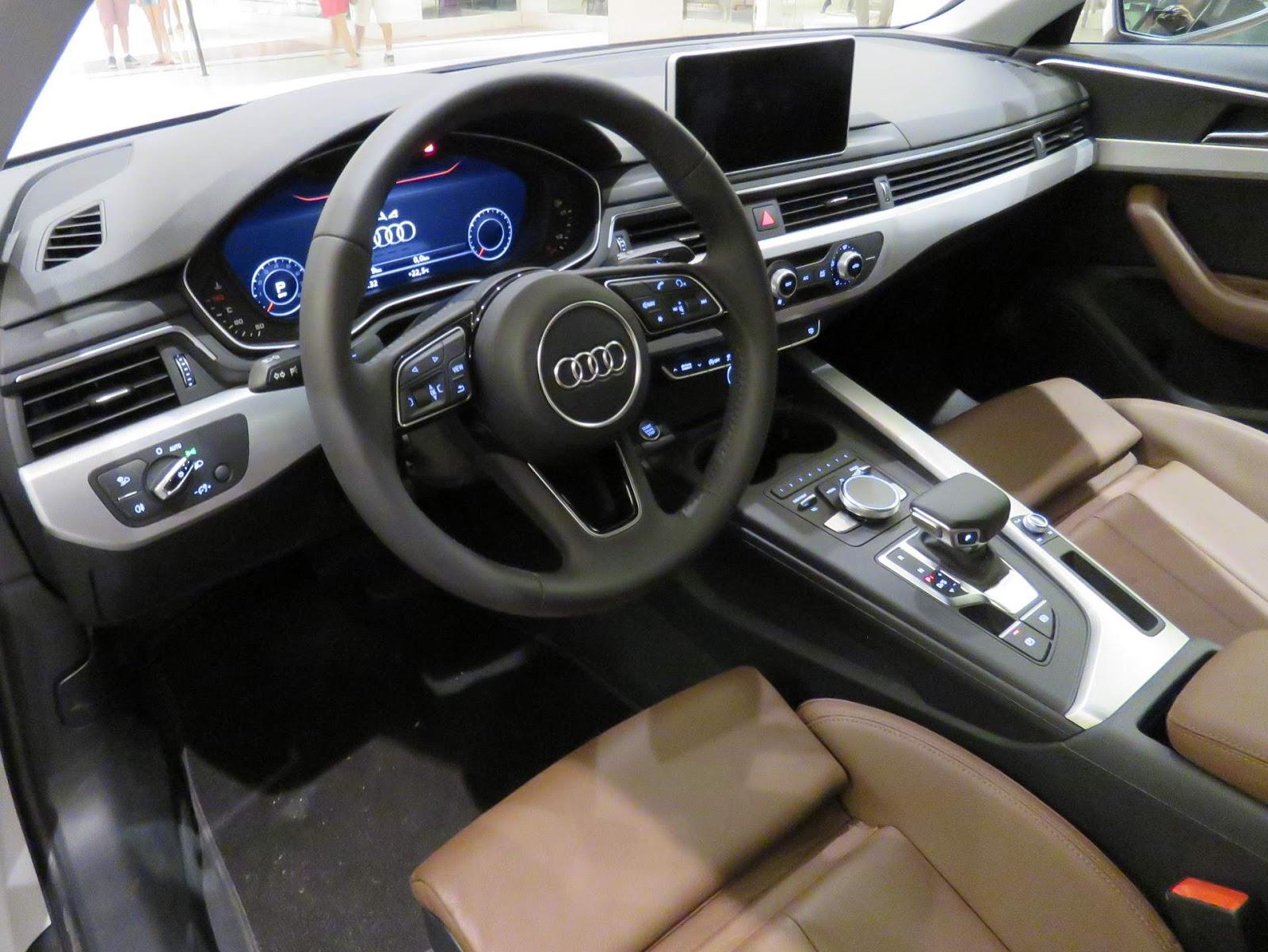 carros preferidos dos entusiastas audi a4 interior