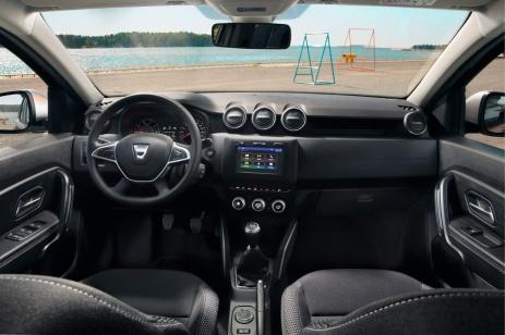 compras racionais de carros renault duster interior
