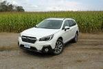 compra de carros entusiasta gearhead subaru outback frente