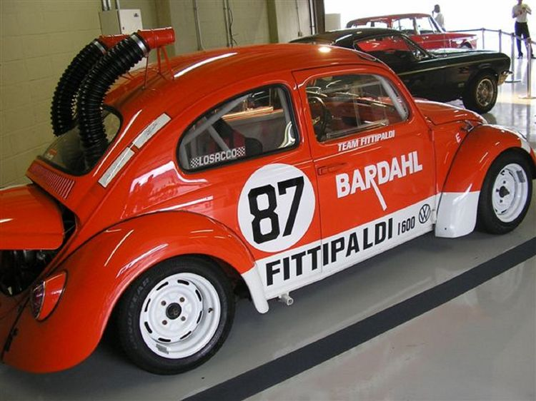 tuning old school fusca fittipaldi