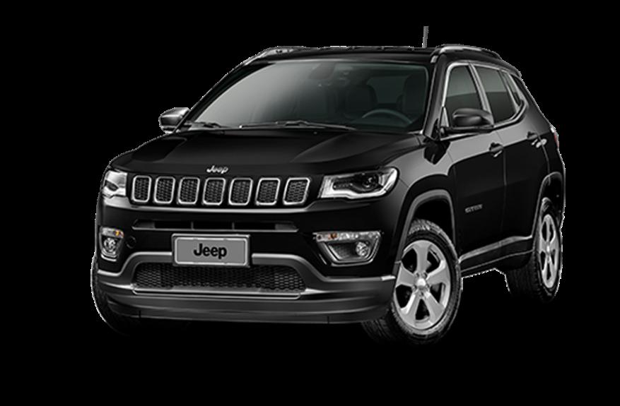 jeep compass lider suv fca