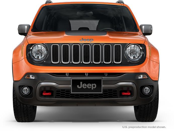 Jeep Renegade lider de vendas SUV