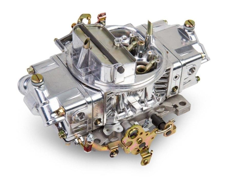 preparação old school carburador quadrijet