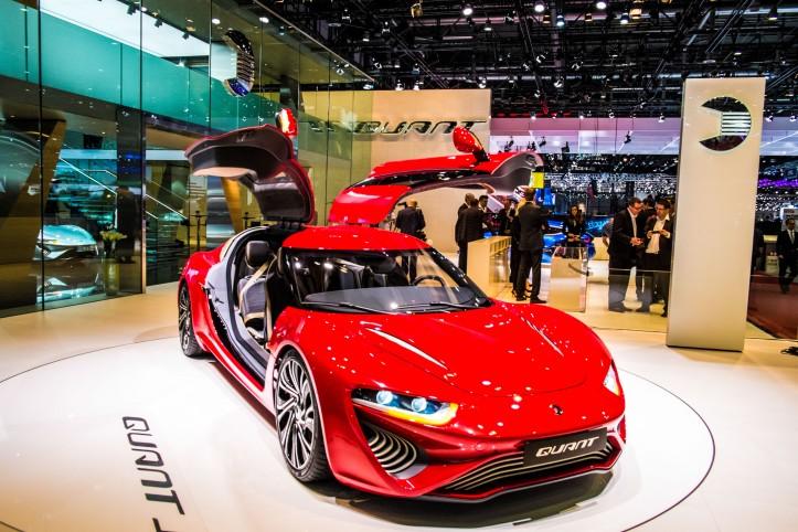 programas gearheads exposição de carros