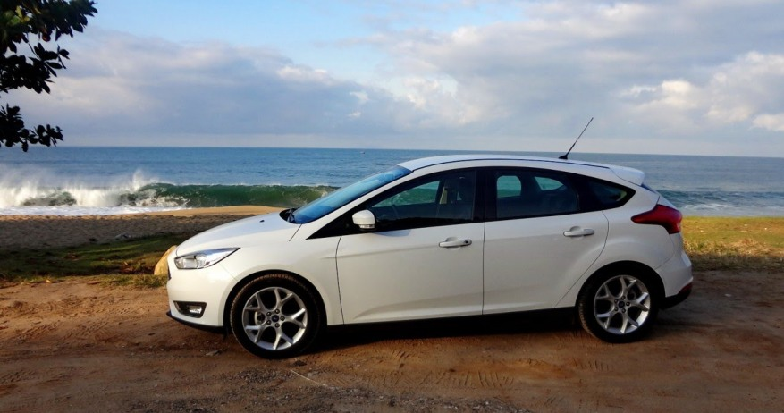 alternativas ao vw polo 200TSI ford focus 1.6