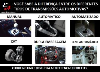 memes educação automotiva tipos de câmbio