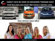 memes educação automotiva vw irmãs