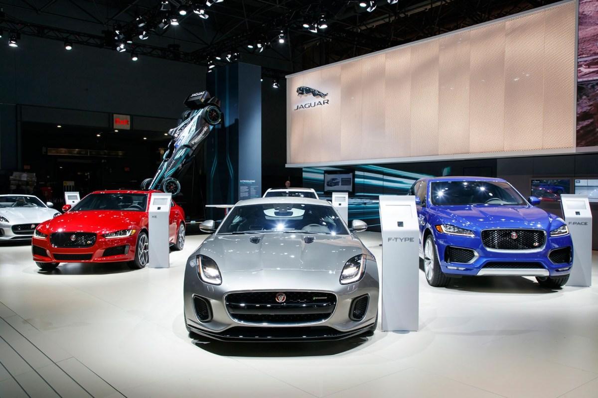 tipos de carroceria jaguar